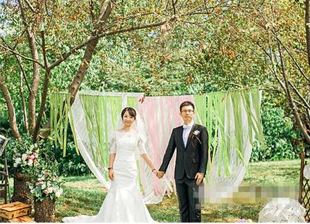 森系主题婚礼策划 这梦幻如仙境般婚礼布置