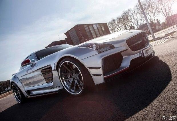 德国厂商推SLS AMG套件
