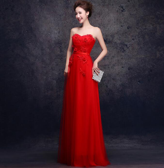 经典红色艳丽
