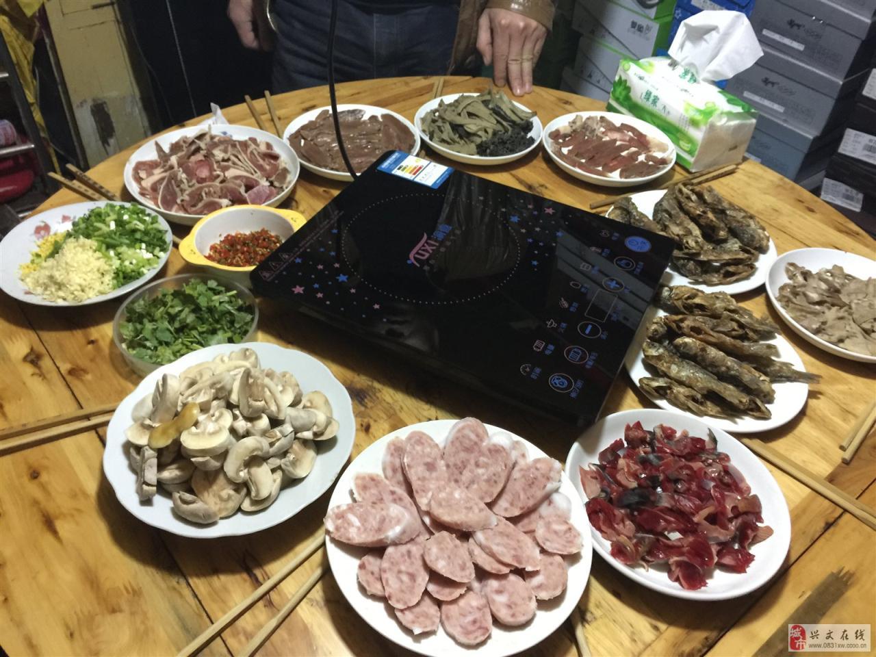 外地美食爱上兴文美食_美食街_兴文v美食网友湖北洪湖市图片