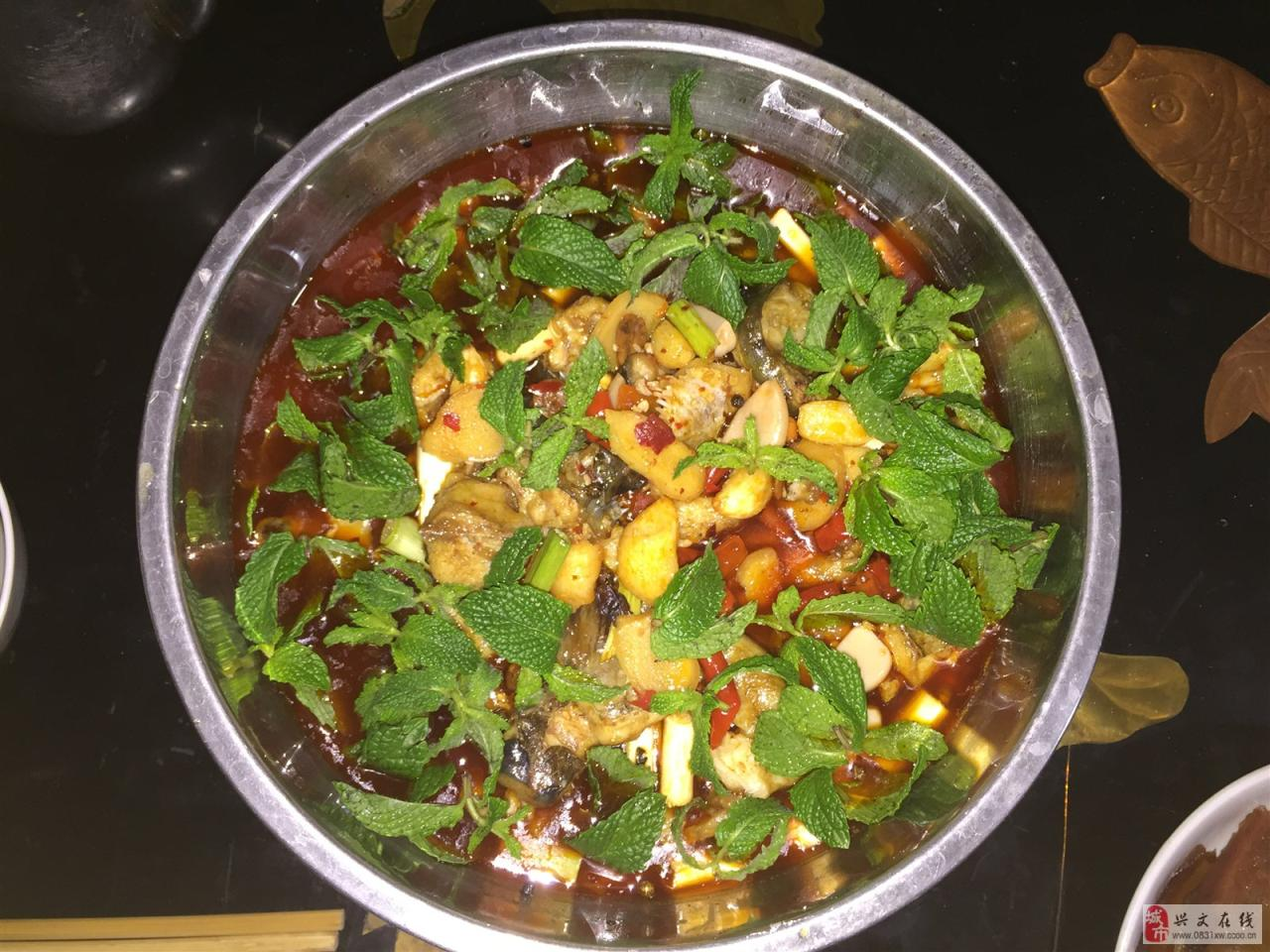 外地爱上美食兴文网友安庆美食文化图片
