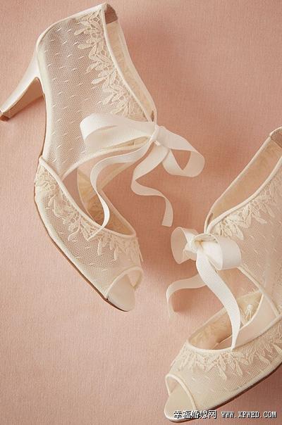 怎样挑选婚鞋 盘点挑选新娘鞋的小技巧