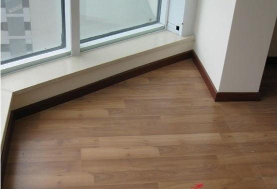 漏水木地板装修