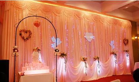 婚礼策划浪漫纯美的白色婚礼