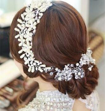 最具气质浪漫新娘发型精选 走上幸福之路