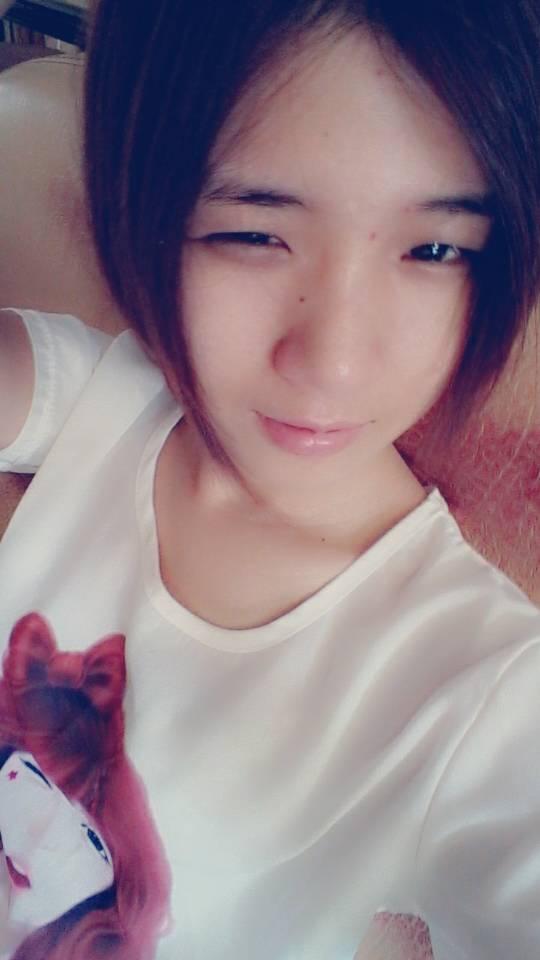 刘莹莹 谁是陆川最美微信女神