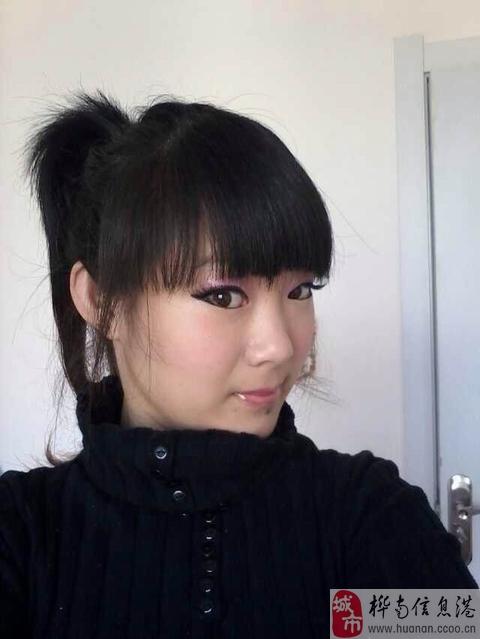 李晶_2014桦南首届微女神网络评选大赛