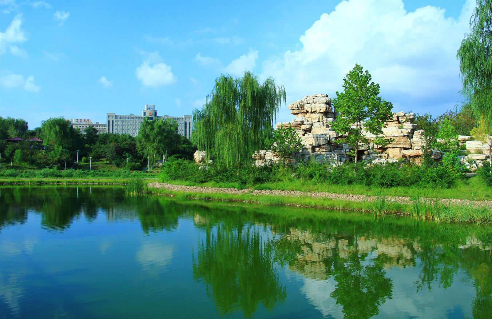 2035美丽的孤竹公园 高永文