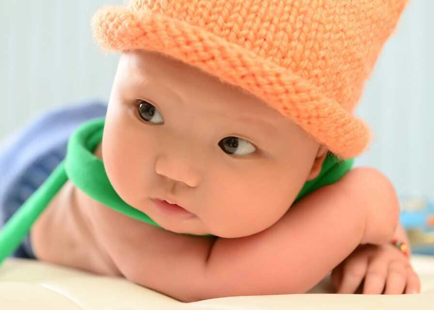宝宝 壁纸 孩子 小孩 婴儿 896_640