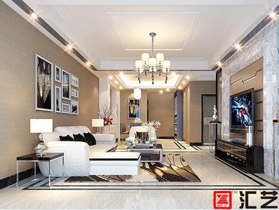 1003现代中式风格方案