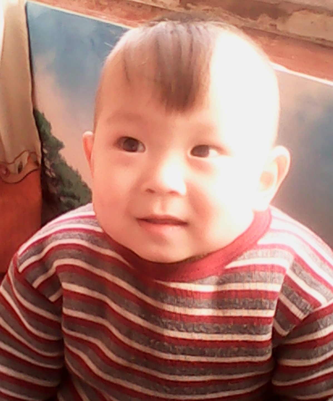 张鑫豪_交城第二季宝宝萌照网络人气评选大赛(第十九)