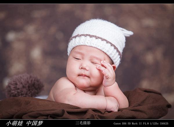 SM-003三毛儿童摄影城店内小明星