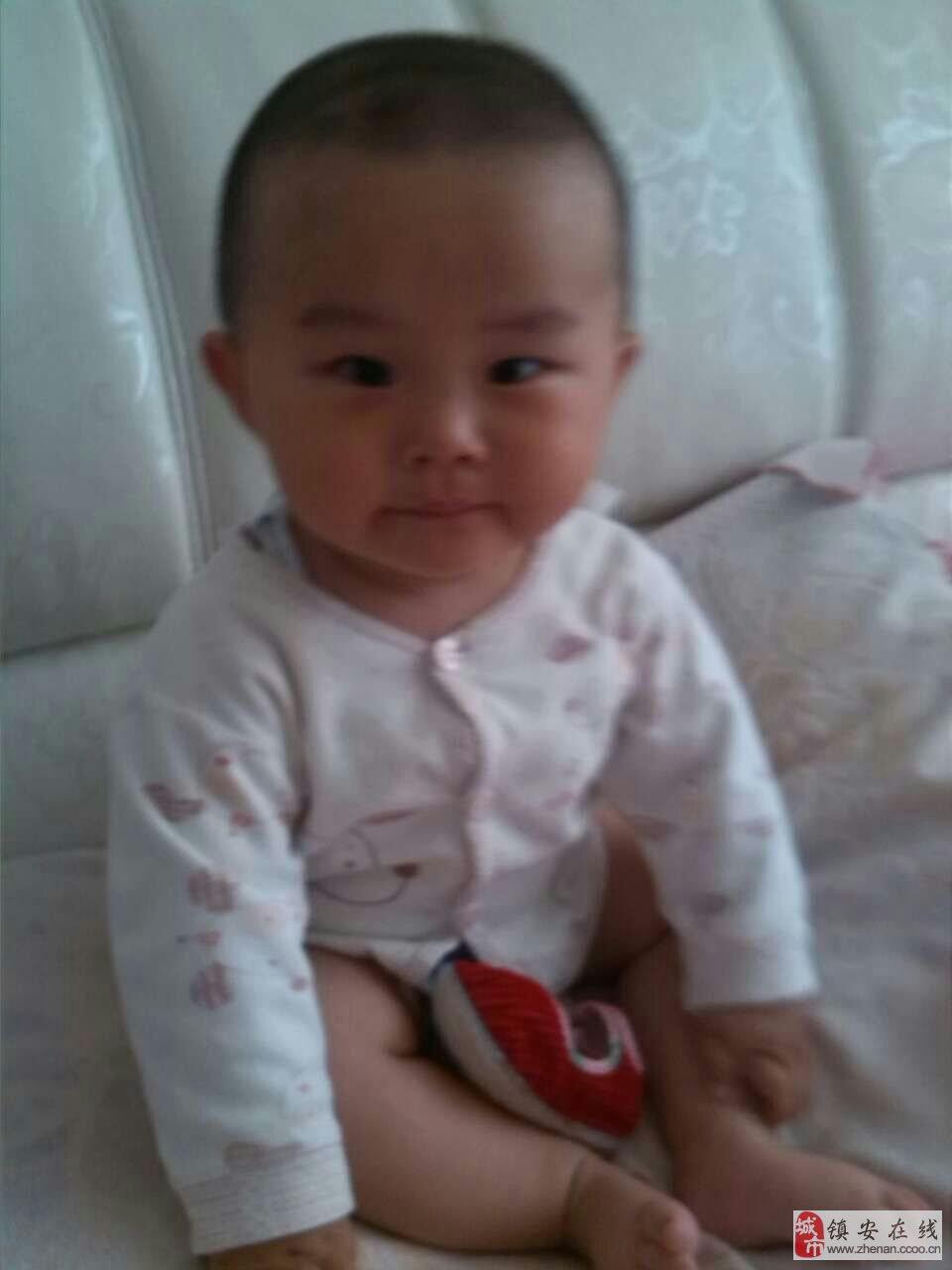 75 · 宝宝体重(kg) : 9 · 宝宝介绍 : 宝宝七个月,活波可爱.