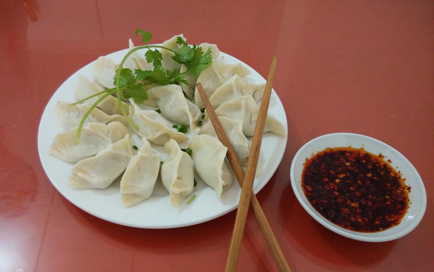 水饺手工制作 步骤