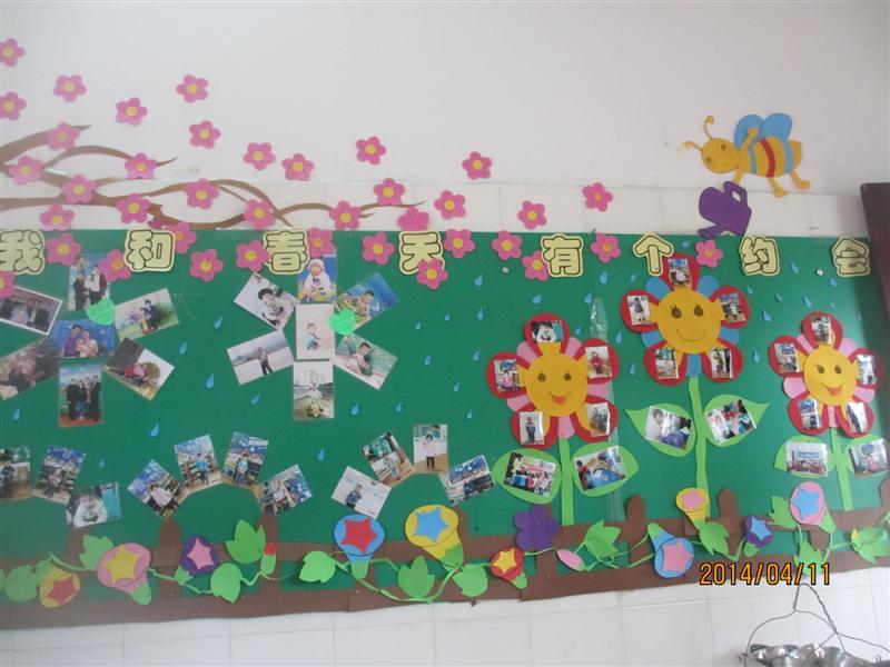 因此,我们以互动式主题墙为主要切入点,根据小班幼儿的年龄特点与幼儿