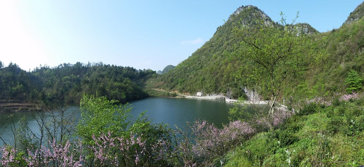 凤冈九龙风景区