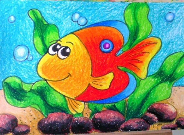 集儿童画(主干课程),线描,儿童版画,特殊材料(例如贴纸,折纸,粘贴画)