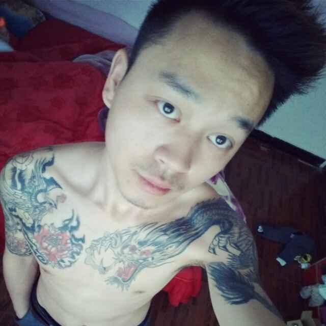 【帅男秀场】冯景天 24岁 巨蟹座 纹身师