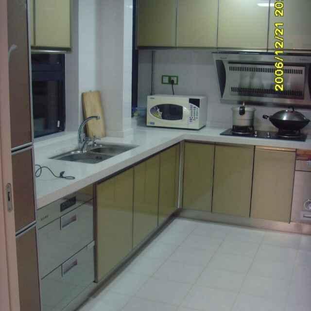 王牌瓷砖厨柜
