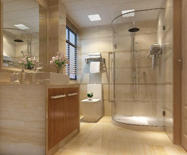 厕所 家居 设计 卫生间 卫生间装修 装修 600_499