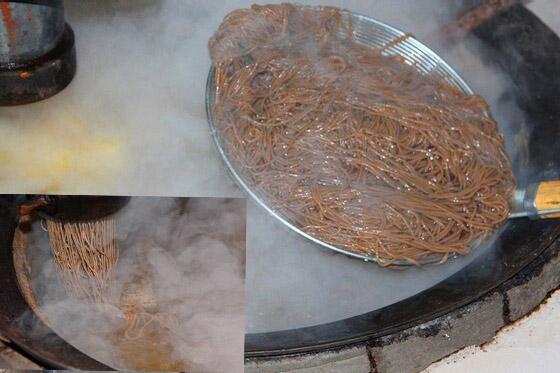 韩城传统美食之:羊肉饸饹! - 西部漫行者 - 快乐食疗健康园地