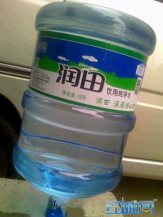 润田桶装水总经销