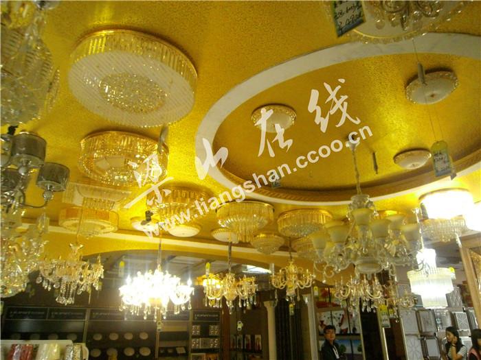广美照明:商场照明的意义与要求