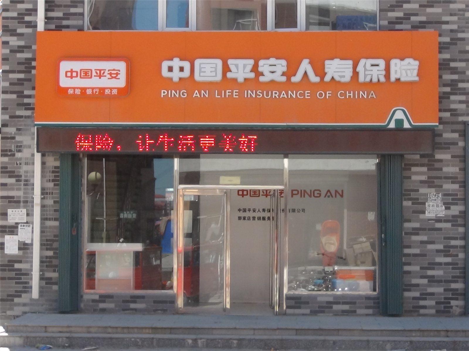 中国平安保险公司 以下几种主险代码分别是那些险种