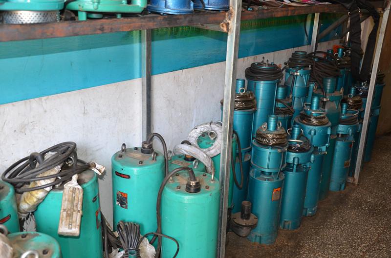 单相水泵倒顺转接线图