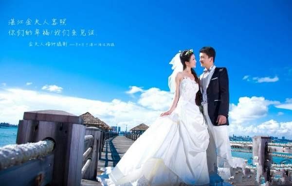 湛江金夫人婚纱摄影