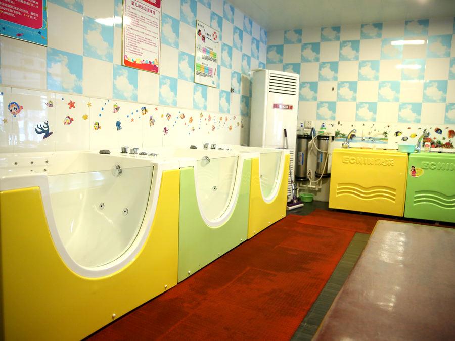 贝福特儿童游泳馆 水疗