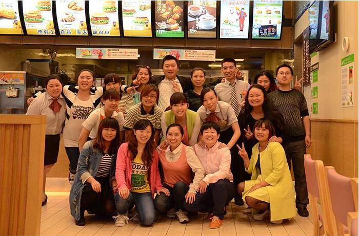 夹江县德克士餐厅